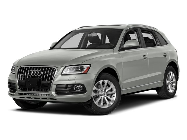 Suzuka Gray Metallic 2017 Audi Q5 Pictures Q5 Utility 4D 3.0T Premium Plus AWD photos front view