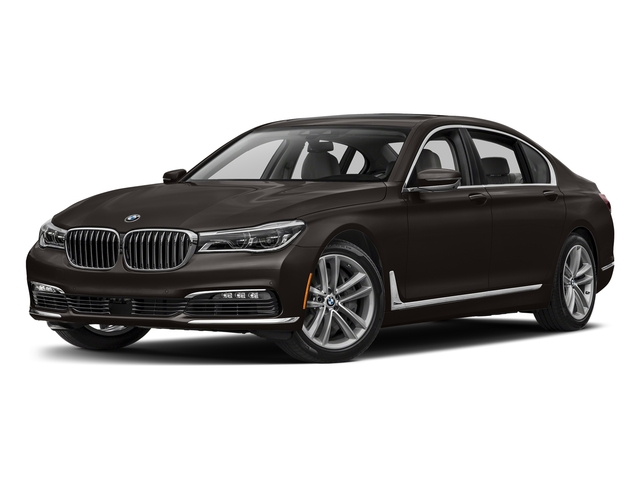 Jatoba Brown Metallic 2017 BMW 7 Series Pictures 7 Series Sedan 4D 750xi AWD Turbo photos front view