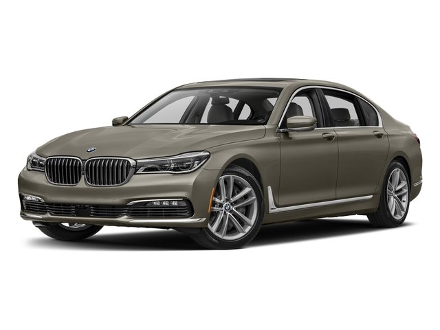 Magellan Gray Metallic 2017 BMW 7 Series Pictures 7 Series Sedan 4D 750xi AWD Turbo photos front view