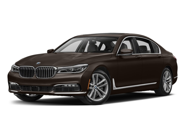 Almandine Brown Metallic 2017 BMW 7 Series Pictures 7 Series Sedan 4D 750xi AWD Turbo photos front view