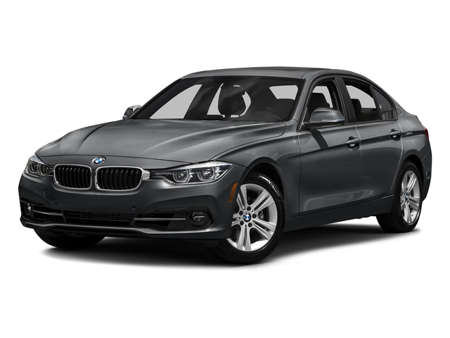 Mineral Gray Metallic 2017 BMW 3 Series Pictures 3 Series Sedan 4D 330i photos front view