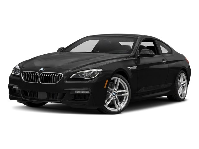 Black Sapphire Metallic 2017 BMW 6 Series Pictures 6 Series Coupe 2D 650i V8 photos front view