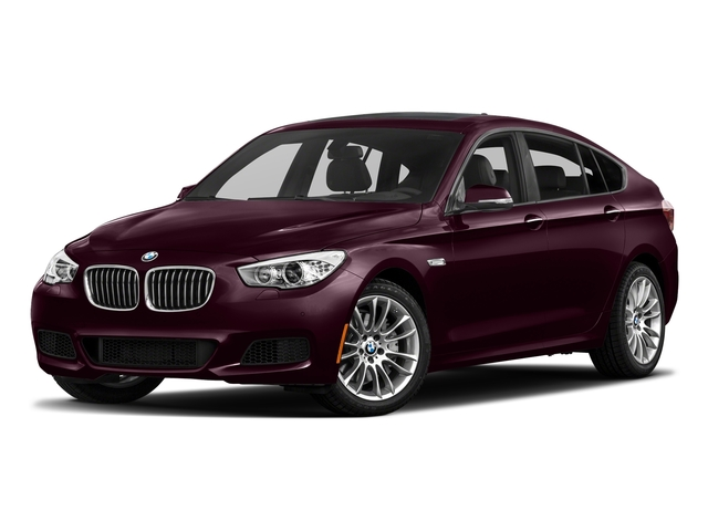 Damask Red Metallic 2017 BMW 5 Series Pictures 5 Series Sedan 4D 535xi GT AWD I6 Turbo photos front view