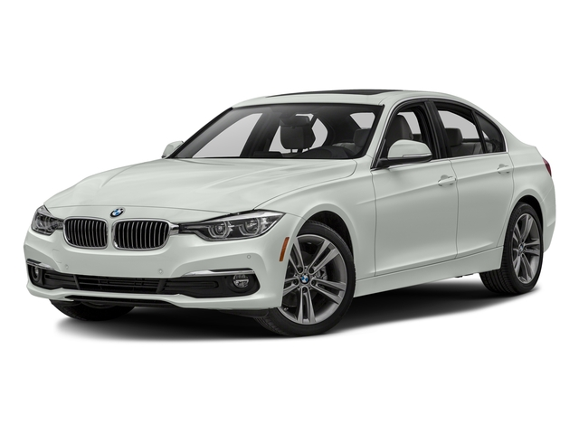 Alpine White 2017 BMW 3 Series Pictures 3 Series Sedan 4D 328d I4 T-Diesel photos front view