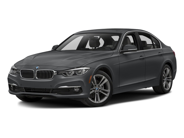 Mineral Gray Metallic 2017 BMW 3 Series Pictures 3 Series Sedan 4D 328d I4 T-Diesel photos front view