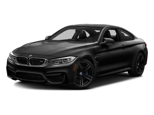 Black Sapphire Metallic 2017 BMW M4 Pictures M4 Coupe 2D M4 I6 Turbo photos front view