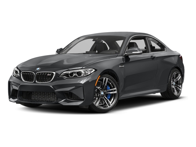 Mineral Gray Metallic 2017 BMW M2 Pictures M2 Coupe 2D M2 I6 Turbo photos front view