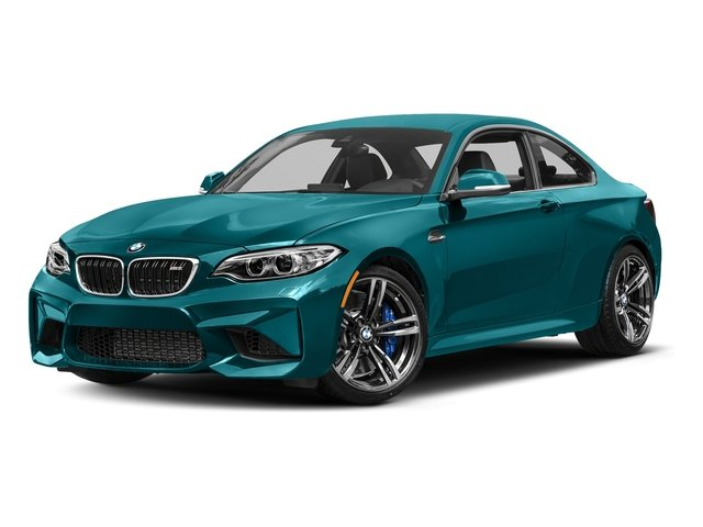 Long Beach Blue Metallic 2017 BMW M2 Pictures M2 Coupe 2D M2 I6 Turbo photos front view