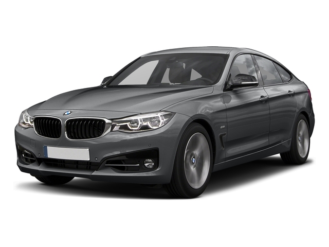 Mineral Gray Metallic 2017 BMW 3 Series Pictures 3 Series Sedan 4D 340xi GT AWD photos front view