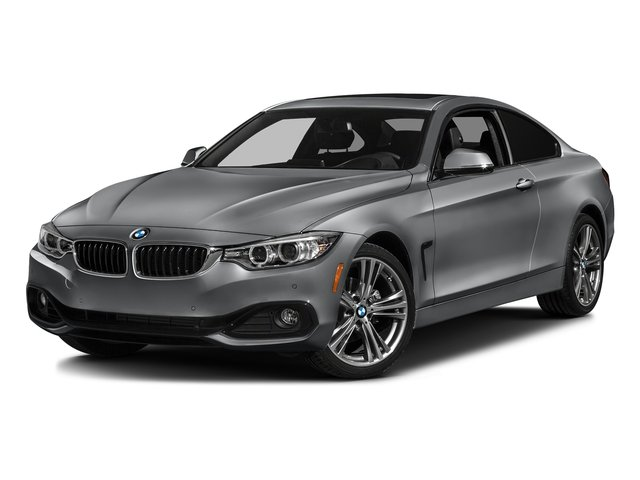 Mineral Gray Metallic 2017 BMW 4 Series Pictures 4 Series Coupe 2D 430xi AWD I4 Turbo photos front view