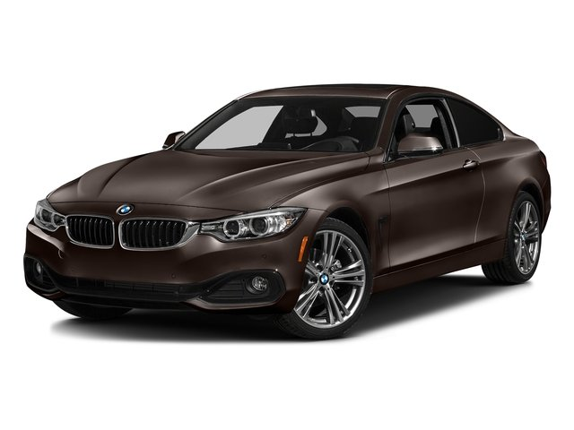 Sparkling Brown Metallic 2017 BMW 4 Series Pictures 4 Series Coupe 2D 430xi AWD I4 Turbo photos front view