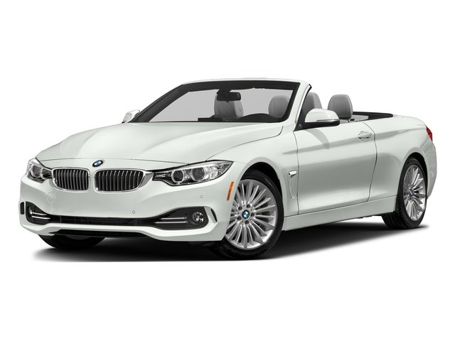 Alpine White 2017 BMW 4 Series Pictures 4 Series Convertible 2D 430xi AWD I4 Turbo photos front view