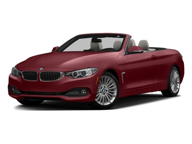 Melbourne Red Metallic 2017 BMW 4 Series Pictures 4 Series Convertible 2D 430xi AWD I4 Turbo photos front view