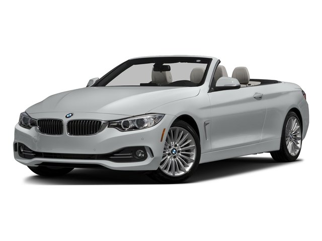Glacier Silver Metallic 2017 BMW 4 Series Pictures 4 Series Convertible 2D 430i I4 Turbo photos front view