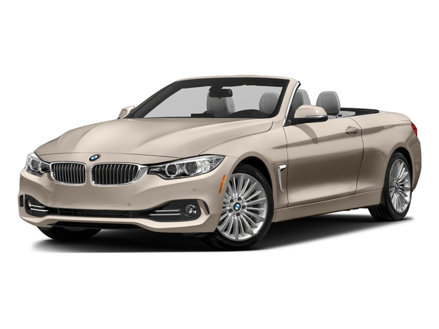 Orion Silver Metallic 2017 BMW 4 Series Pictures 4 Series Convertible 2D 430xi AWD I4 Turbo photos front view