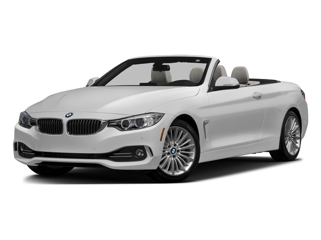 Mineral White Metallic 2017 BMW 4 Series Pictures 4 Series Convertible 2D 430xi AWD I4 Turbo photos front view