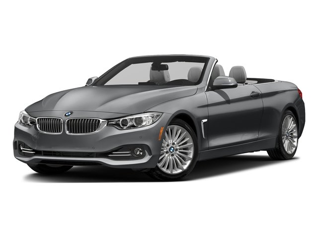 Mineral Gray Metallic 2017 BMW 4 Series Pictures 4 Series Convertible 2D 430xi AWD I4 Turbo photos front view