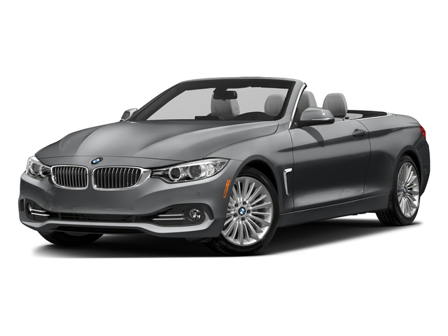 Mineral Gray Metallic 2017 BMW 4 Series Pictures 4 Series Convertible 2D 430i I4 Turbo photos front view
