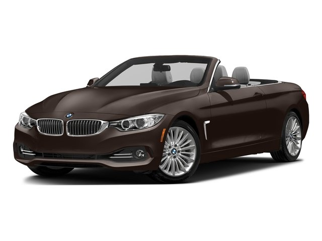 Sparkling Brown Metallic 2017 BMW 4 Series Pictures 4 Series Convertible 2D 430i I4 Turbo photos front view