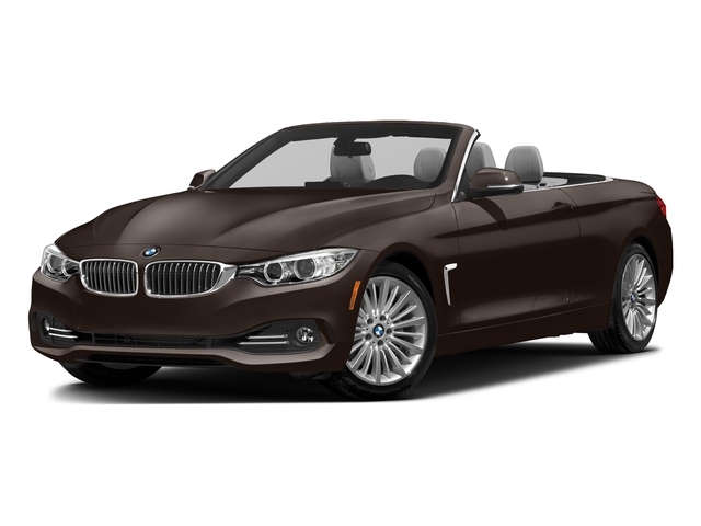 Sparkling Brown Metallic 2017 BMW 4 Series Pictures 4 Series Convertible 2D 430xi AWD I4 Turbo photos front view