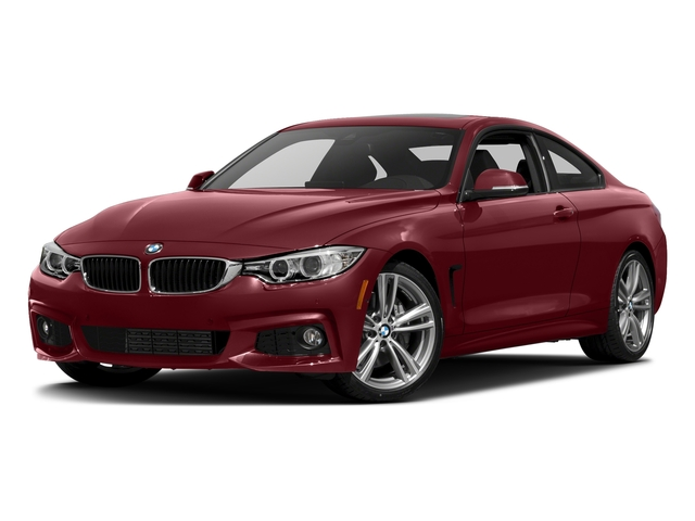 Melbourne Red Metallic 2017 BMW 4 Series Pictures 4 Series Coupe 2D 440i I6 Turbo photos front view