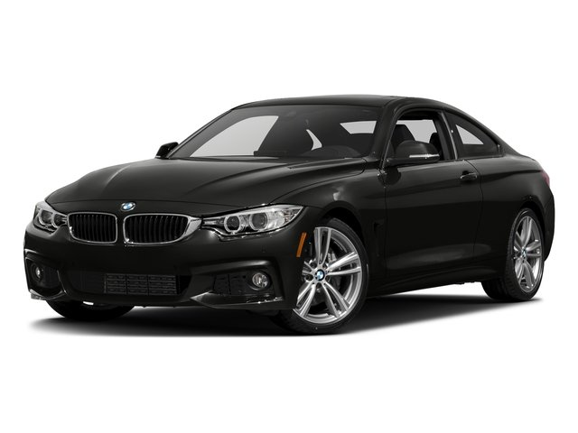 Citrin Black Metallic 2017 BMW 4 Series Pictures 4 Series Coupe 2D 440i I6 Turbo photos front view