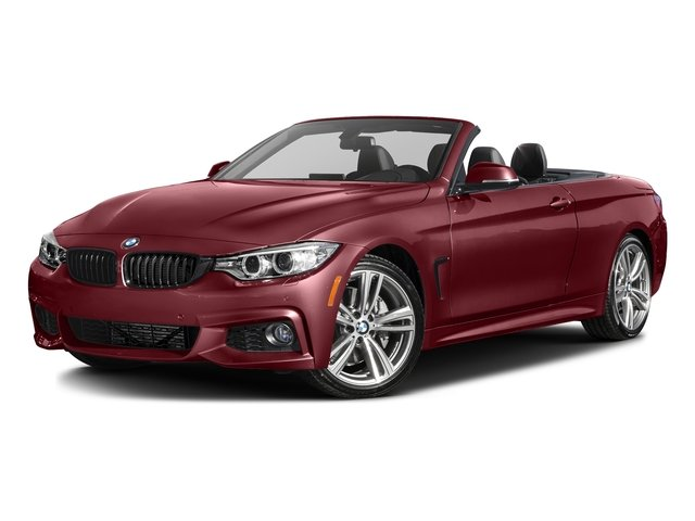 Melbourne Red Metallic 2017 BMW 4 Series Pictures 4 Series Convertible 2D 440i I6 Turbo photos front view