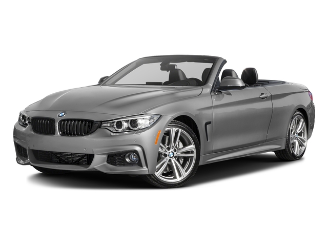 Imperial Blue Metallic 2017 BMW 4 Series Pictures 4 Series Convertible 2D 440i I6 Turbo photos front view