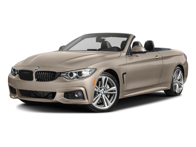 Orion Silver Metallic 2017 BMW 4 Series Pictures 4 Series Convertible 2D 440i I6 Turbo photos front view
