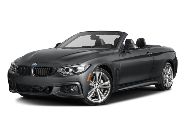 Mineral Gray Metallic 2017 BMW 4 Series Pictures 4 Series Convertible 2D 440i I6 Turbo photos front view