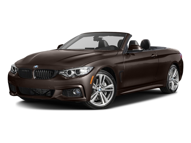 Sparkling Brown Metallic 2017 BMW 4 Series Pictures 4 Series Convertible 2D 440i I6 Turbo photos front view