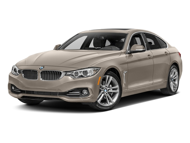 Kalahari Beige Metallic 2017 BMW 4 Series Pictures 4 Series Sedan 4D 430xi AWD I4 Turbo photos front view
