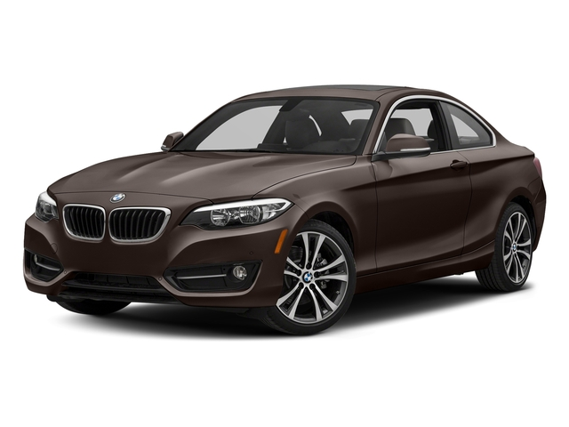 Sparkling Brown Metallic 2017 BMW 2 Series Pictures 2 Series Coupe 2D 230xi AWD I4 Turbo photos front view
