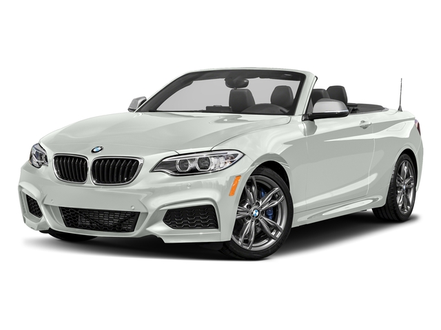 Alpine White 2017 BMW 2 Series Pictures 2 Series Convertible 2D M240i I6 Turbo photos front view