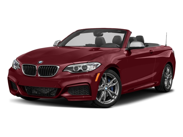 Melbourne Red Metallic 2017 BMW 2 Series Pictures 2 Series Convertible 2D M240i I6 Turbo photos front view