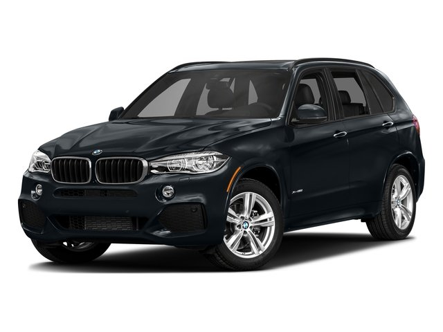Carbon Black Metallic 2017 BMW X5 Pictures X5 Utility 4D 35d AWD I6 T-Diesel photos front view