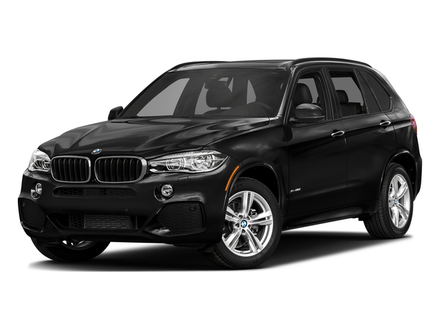 Black Sapphire Metallic 2017 BMW X5 Pictures X5 Utility 4D 35d AWD I6 T-Diesel photos front view