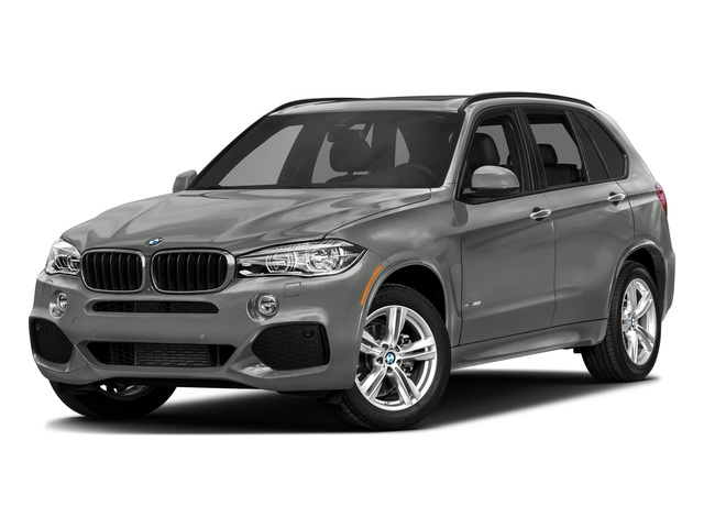 Space Gray Metallic 2017 BMW X5 Pictures X5 Utility 4D 35d AWD I6 T-Diesel photos front view