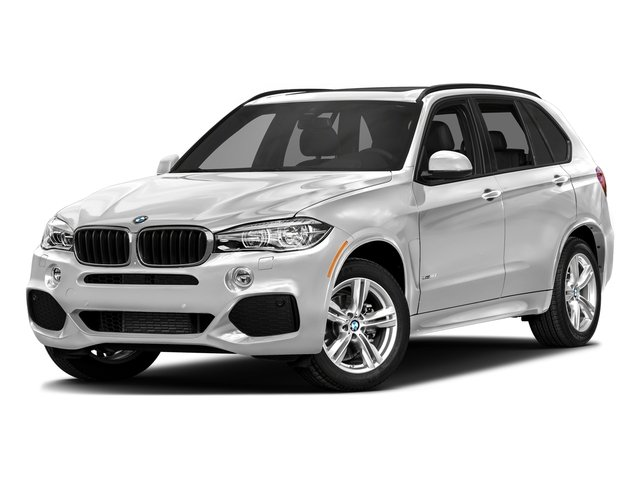 Mineral White Metallic 2017 BMW X5 Pictures X5 Utility 4D 35d AWD I6 T-Diesel photos front view