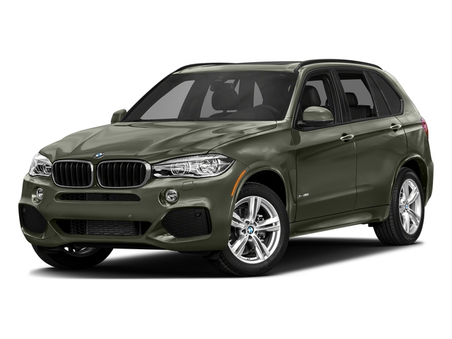 Atlas Cedar Metallic 2017 BMW X5 Pictures X5 Utility 4D 35d AWD I6 T-Diesel photos front view