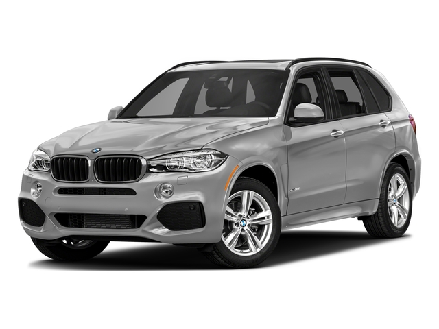 Pearl Silver Metallic 2017 BMW X5 Pictures X5 Utility 4D 35i 2WD I6 Turbo photos front view