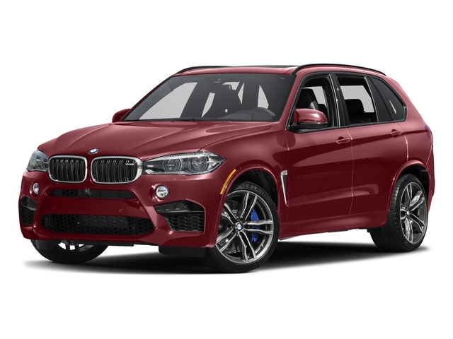 Melbourne Red Metallic 2017 BMW X5 M Pictures X5 M Utility 4D M AWD V8 Turbo photos front view