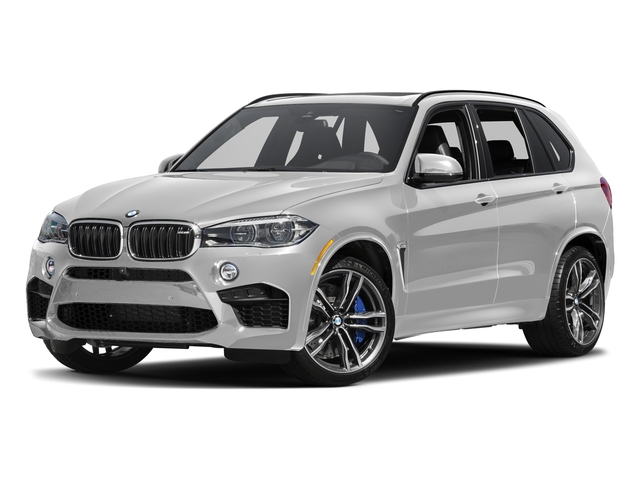 Mineral White Metallic 2017 BMW X5 M Pictures X5 M Utility 4D M AWD V8 Turbo photos front view