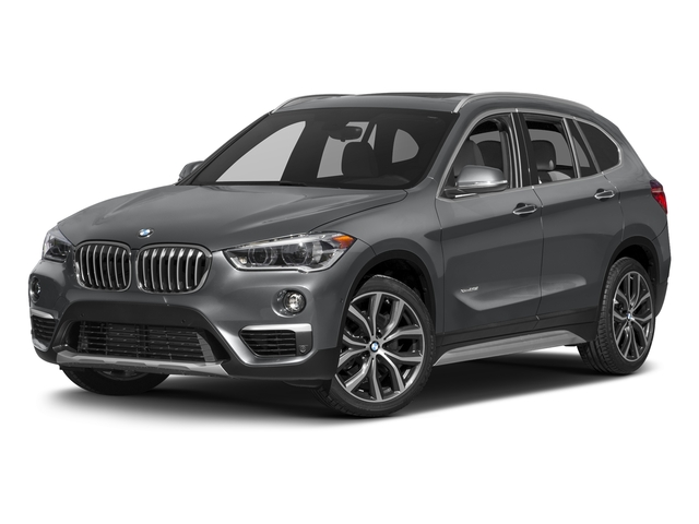 Mineral Gray Metallic 2017 BMW X1 Pictures X1 Utility 4D 28i 2WD I4 Turbo photos front view