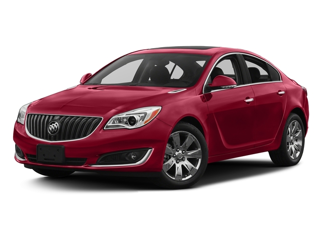 Crimson Red Tintcoat 2017 Buick Regal Pictures Regal Sedan 4D AWD I4 Turbo photos front view