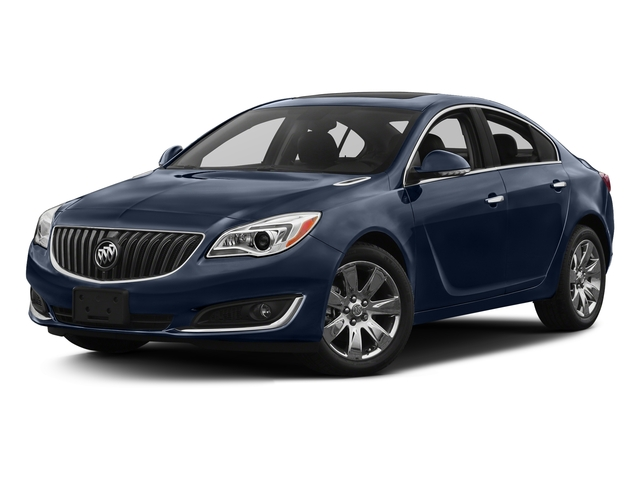 Dark Sapphire Blue Metallic 2017 Buick Regal Pictures Regal Sedan 4D AWD I4 Turbo photos front view