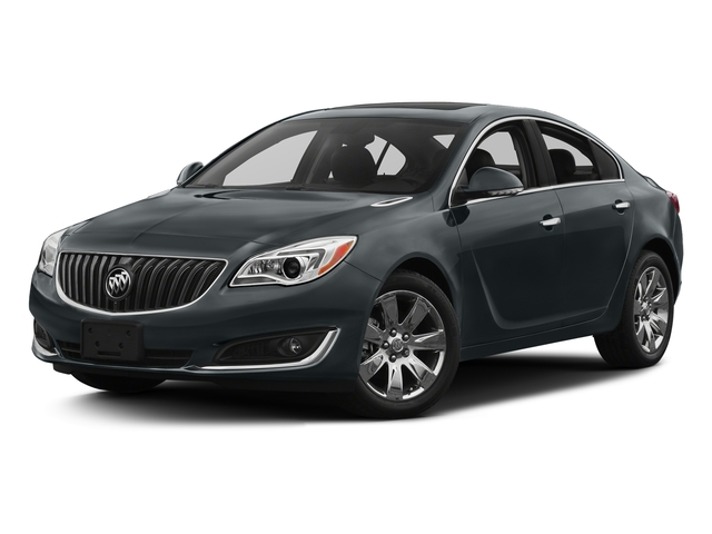 Graphite Gray Metallic 2017 Buick Regal Pictures Regal Sedan 4D AWD I4 Turbo photos front view