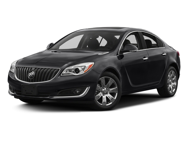 Ebony Twilight Metallic 2017 Buick Regal Pictures Regal 4dr Sdn Sport Touring FWD photos front view