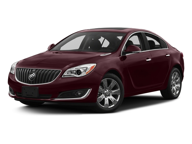 Black Cherry Metallic 2017 Buick Regal Pictures Regal Sedan 4D AWD I4 Turbo photos front view