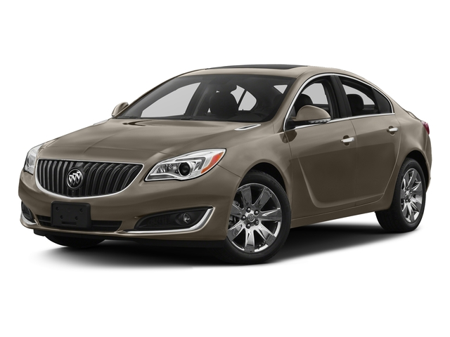 Pepperdust Metallic 2017 Buick Regal Pictures Regal Sedan 4D AWD I4 Turbo photos front view